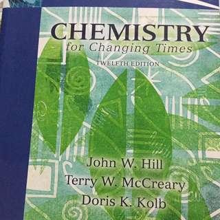 普通化學原文書Chemistry