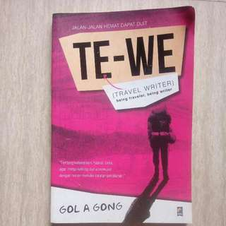 TE-WE Travel Writer