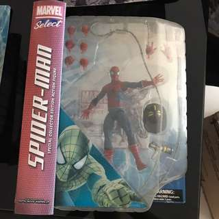 Marvel Select Spider-Man Special Edition Spiderman The Amazing Spider-Man 2