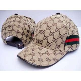 Preloved Authentic Gucci Baseball Cap