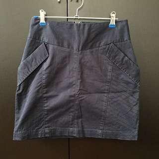 Pre-loved Plains & Prints Skirt