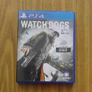 PS4 Watch Dogs 中文