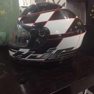 Xl Size Hjc  Fg-17 Full Face Helmet
