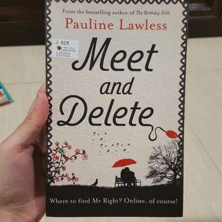 Meet And Delete (Fiction Novel)