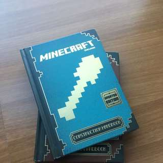 Minecraft Books $10 Each Only