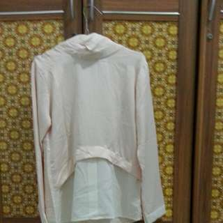 Tunik Cream Putih