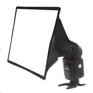20 x 30 CM Flash Softbox/Diffuser