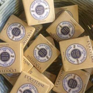 L' Occitane Extra Gentle Verbena Soap With Shea Butter 50g