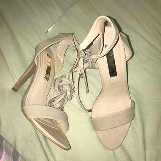 Billini laced heels