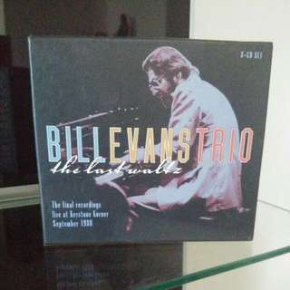 Bill Evans The Last Waltz Box Set