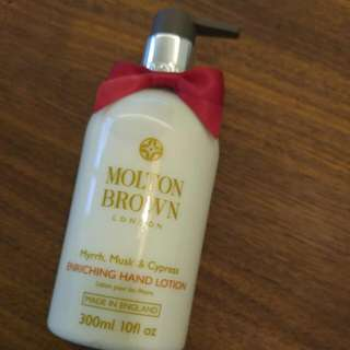 Molton Brown Hand Lotion