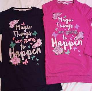 �Terranova kids - Long Sleeves Spring/Summer collection