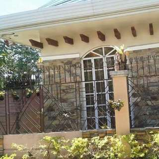 RUSH SALE! Bungalow House And Lot In Talisay City