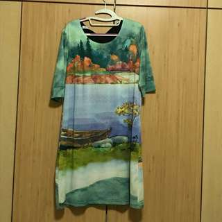 Runway Dress (XXXL)