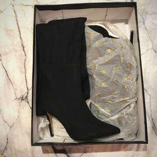 Knee High Kardashian Boots