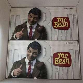 Enterbay Mr Bean 1/6 Hot Toys