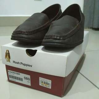 Hush Puppies Shoes : Treece Size 8
