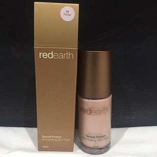 Red Earth Secret Potion Liquid Highlight