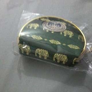 Elefant Small Wallet For Coines Sovener  Fr:thailand