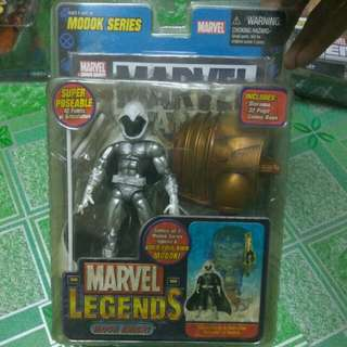 Marvel Legends Moon Knight Variant Toybiz