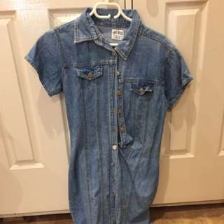 Vintage Jay Jays Denim Dress