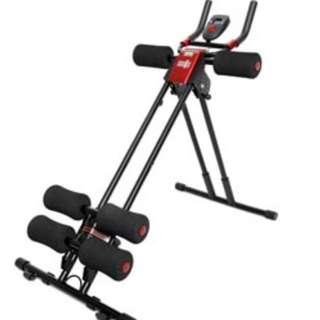 Oto Cruncher 健身機
