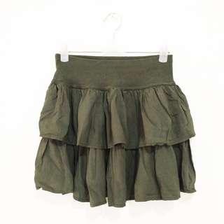 Cotton On Ruffled Skirt