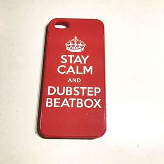 iPhone 5/5s Beatbox casing