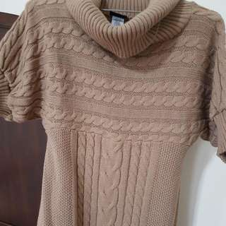 Woman Size Small Sweater Dress
