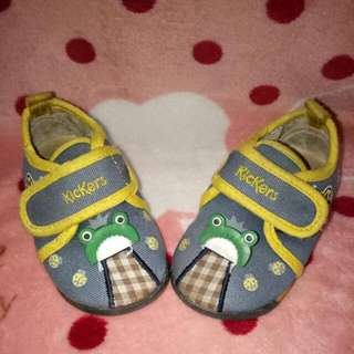 Sepatu Anak Bayi Kickers