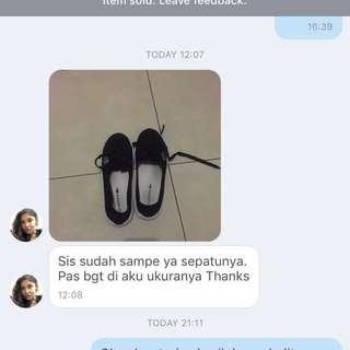 Testi Sepatu Lacoste