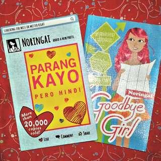 Noringai Novels (Sequel Books Of Best Selling Novel: Buti Pa Ang Roma May Papa)