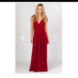 Multi Way Wrap Dress
