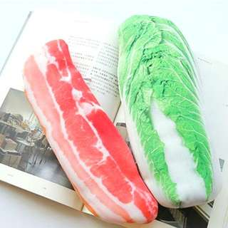 3D Food Pencil Case *Instocks*