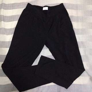 High Waisted Trouser Pants