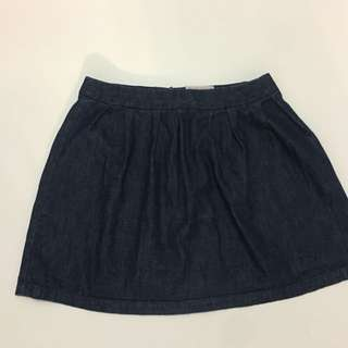 Kitschen Denim Skirt