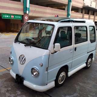 Subaru Sambar 餓𡃁芝van