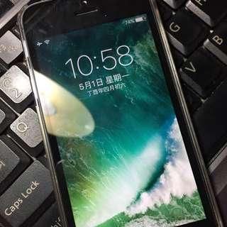 iphone5 黑色 16gb