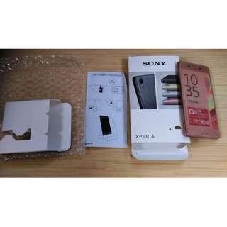 原廠展示機 Sony Xperia X (粉色)樣品機/展示機/模型機/Dummy/手機店-開店必備品