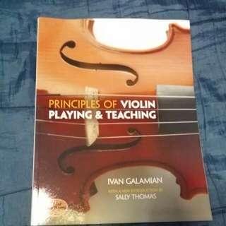 Violin Book