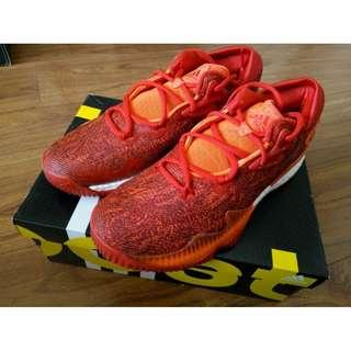 Crazylight Boost2016哈登籃球鞋紅色