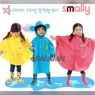 韓國直送✈️Smally雨衣