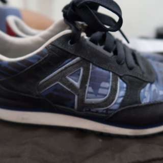 Armani Jeans Sneakers Authentic