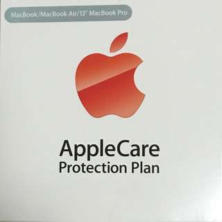 AppleCare For MacBook / Macbook Pro / Air 13 Inch