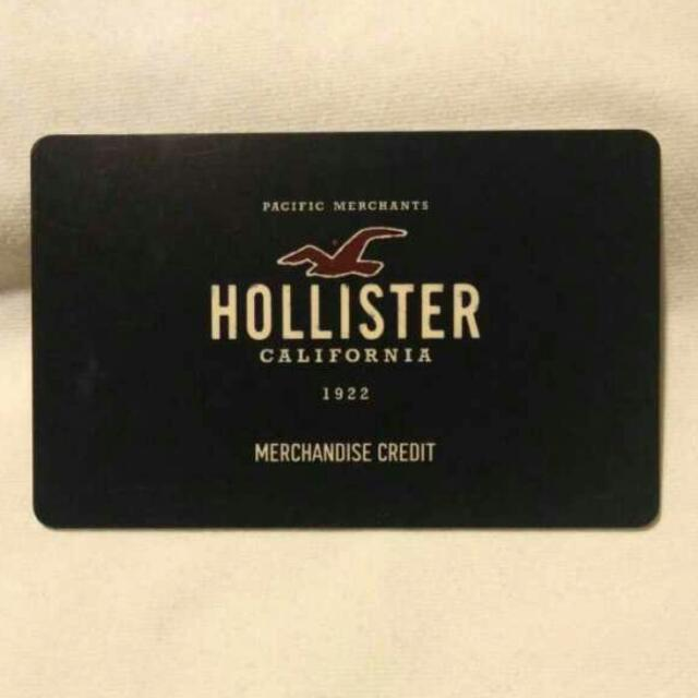 $71 Hollister Gift Card