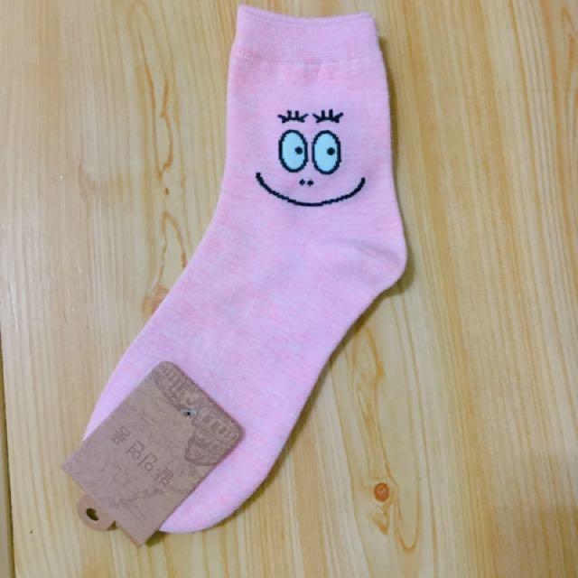 正韓泡泡先生襪子