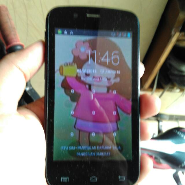 android advan S4