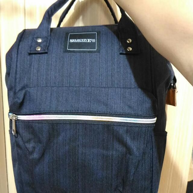 日本#anello 設計款 後背包#好想找到對的人