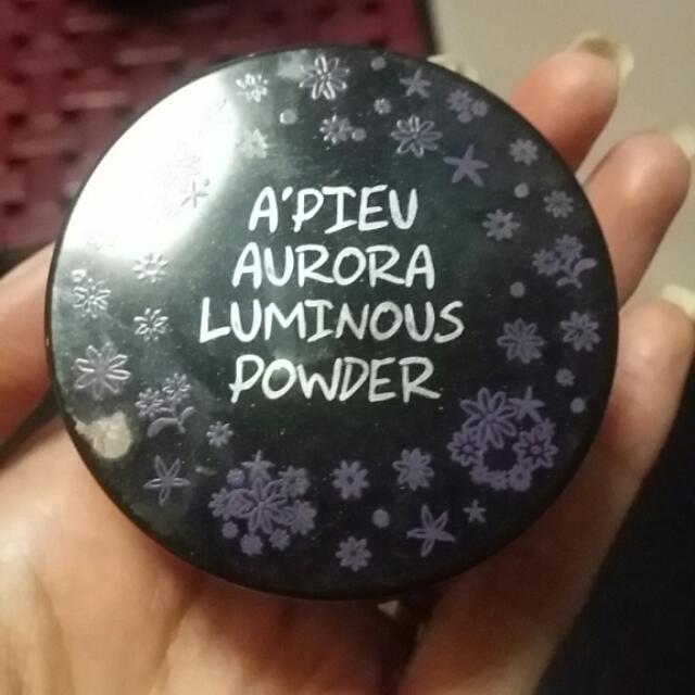A'PIEU luminous Powder