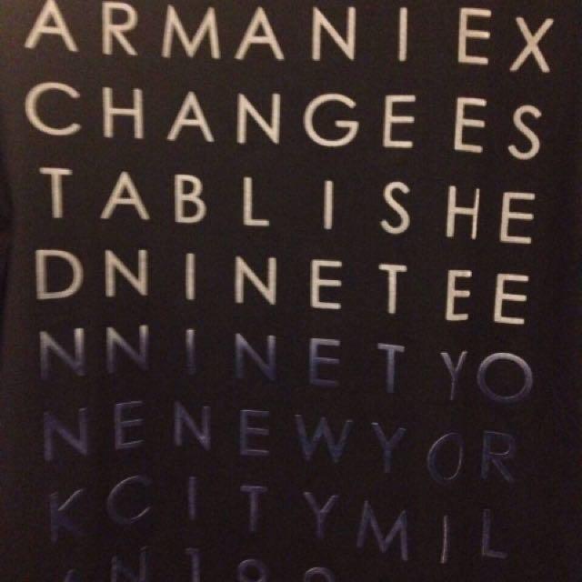 Armani Exchange 💯 Legit